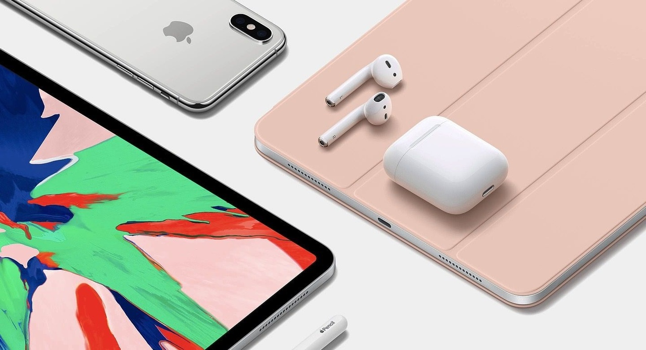 Внедрение техники Apple