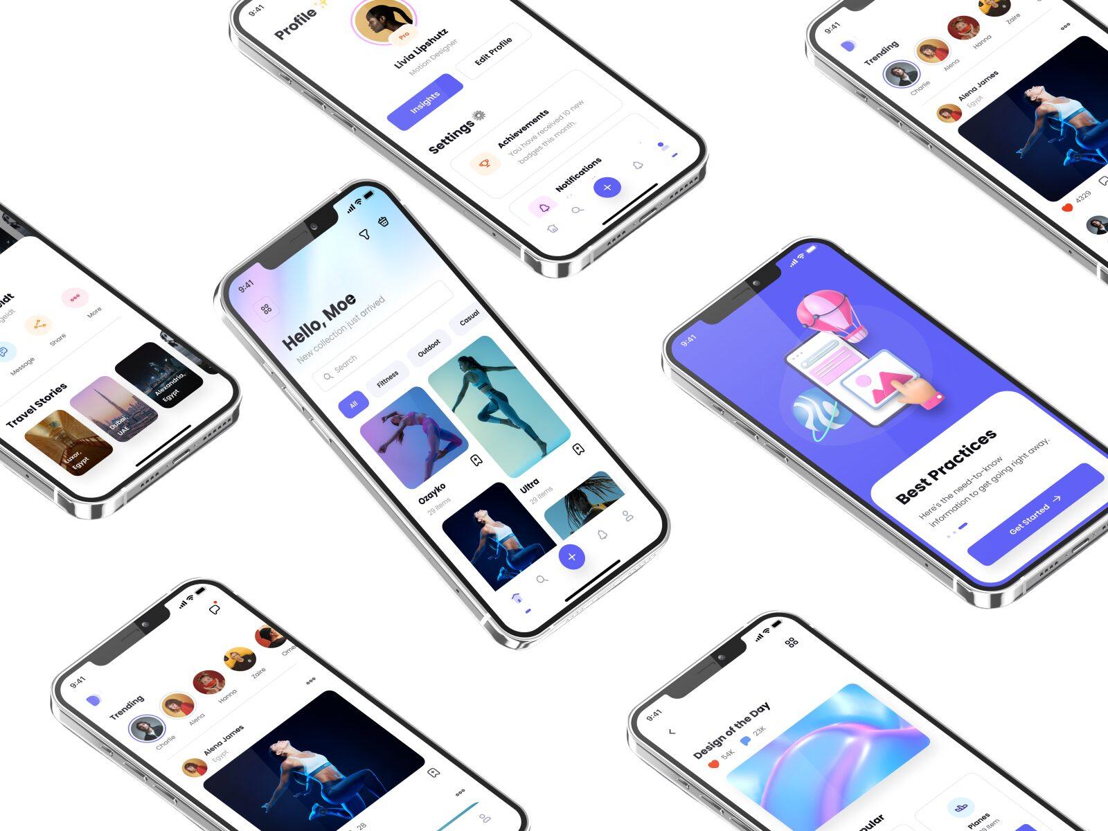 MobileApps на iOS