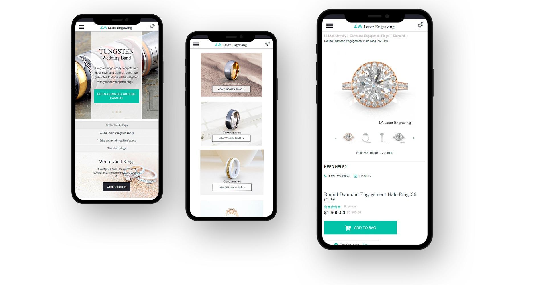 Online Store Apps