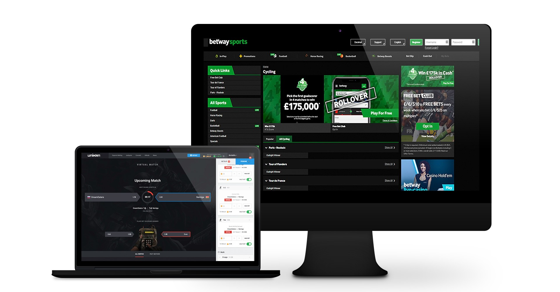 Betting Platforms