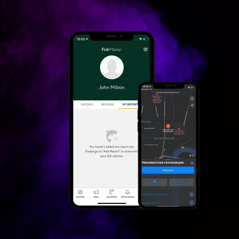 Мобильные приложения с GEO-технологиями