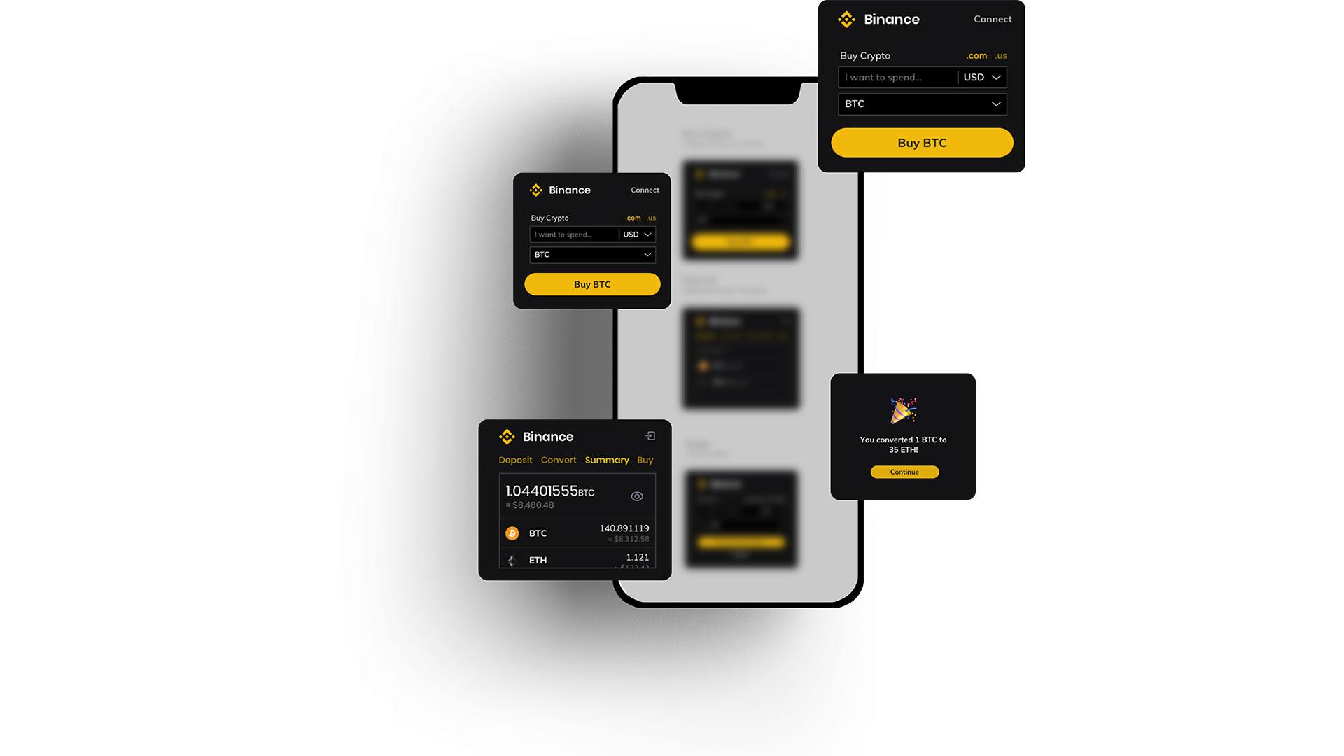 Mobile development using blockchain technology
